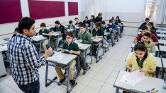 MEB'den özel okullara sınav kararı