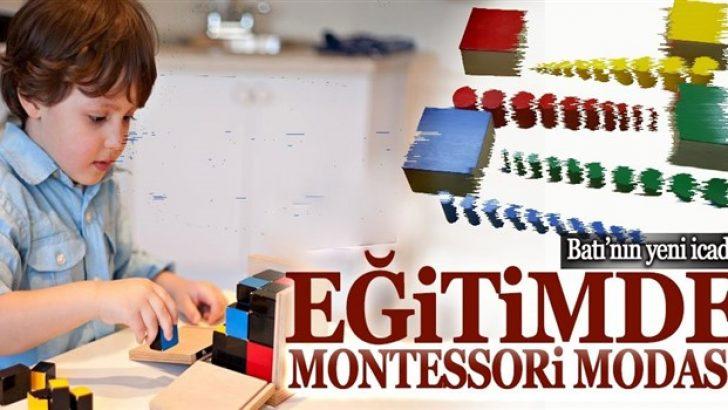 Eğitimde Montessori modası