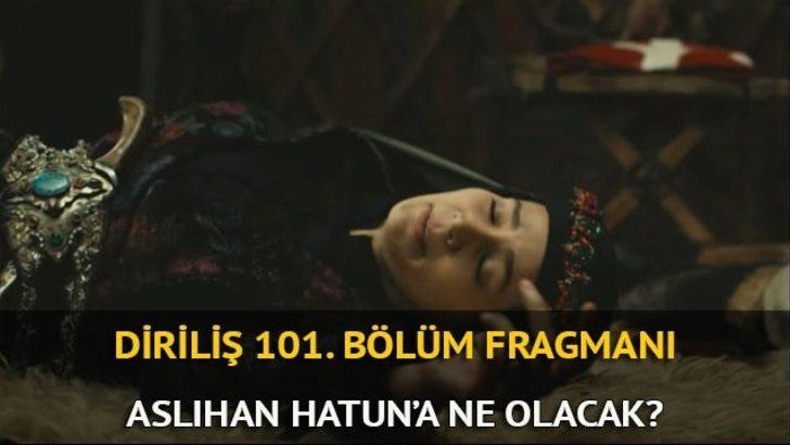"""Diriliş """"Ertuğrul"""" 101.Bölüm Fragmanı 10 Ocak 2018"""