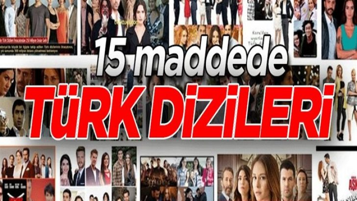İçki, ihanet, aldatma… İşte 15 maddede Türk dizilerinin mesajları!