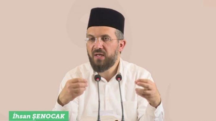 Dr. İhsan Şenocak Açıklama Yaptı