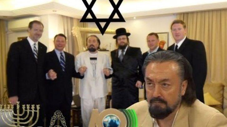 Adnan Oktar Tarikatı İsrail Gazetesinde