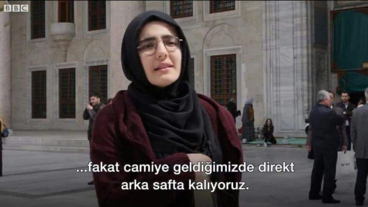 Kadınlar: Kadının camideki mağduriyetini ortadan kaldırmak istiyoruz