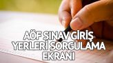 AÖF Bahar Dönemi Sınav Giriş Belgeleri Yayımlandı!