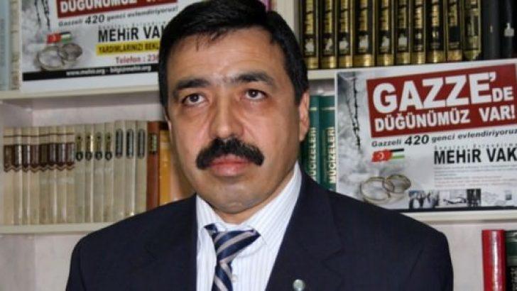 Prof. Dr. Saffet Köse Rektör Oldu