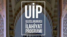 2018 Uluslararası İlahiyat Programı Başvuru Tarihleri Uzatıldı.