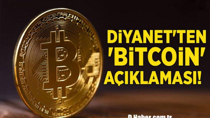 Diyanet 'Bitcoin' ile ilgili açıklama yaptı!