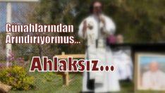 Papaz Çocukları Taciz Ederken Yakalandı