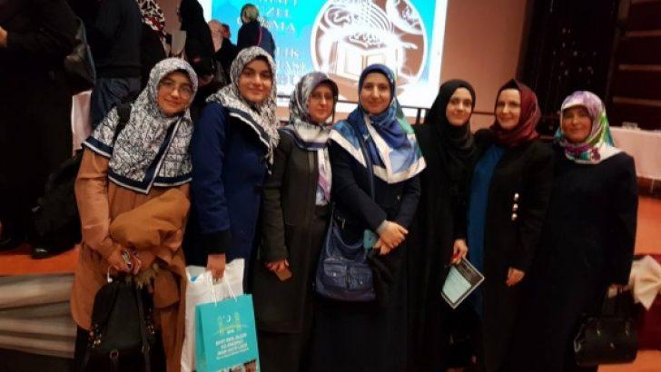 Genç Nida Hafızlık Yarışması İstanbul Finali