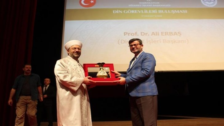 Prof. Dr. Ramazan Muslu İzmir'e Veda Etti