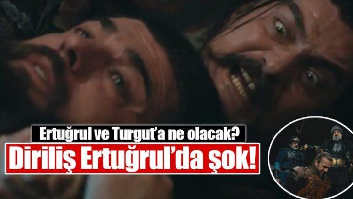 TRT 1 Diriliş Ertuğrul 108.bölüm 2.fragmanı! Bamsi Turgut Alp'i öldürüyor…
