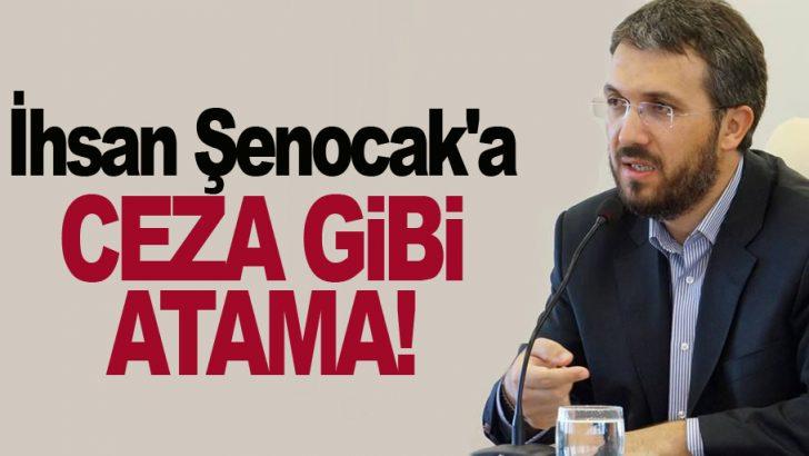 Diyanet'ten İhsan Şenocak'a Yeni Görev