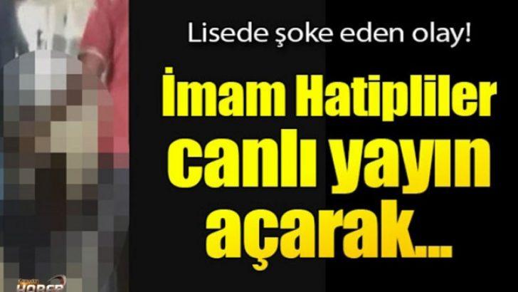 Türkiye imam hatipteki bu rezaleti konuşuyor