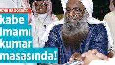 Suudi Arabistan'da İskambil Şampiyonası düzenlendi; Kabe imamı Adil el Kelbani de katıldı!